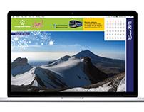 Transpais Turismo - Calendario 2015