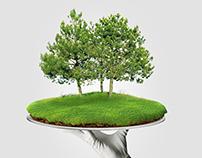 Рекламная кампания «Сосновый бор»