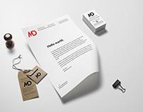 Branding Identity | Stationary Design