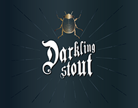 Darkling Stout Beer