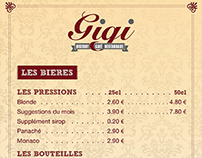 Restaurant le Gigi