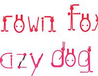 Bunny Font