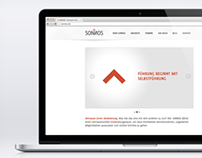 SONNOS Webdesign