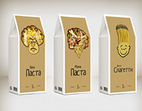 Pasta package