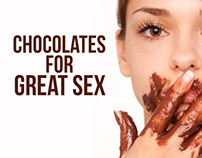 Chocolate is Good for SEX