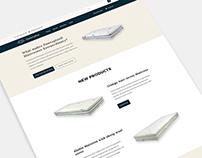 Danexplus - online store web design