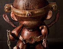 Steampunk Munny
