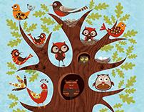 Socionomen -illustrations