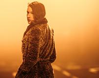 .karolina in the fog