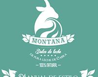 Montana, Dulce de leche de cabra