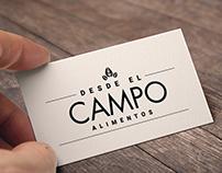 Desde el Campo / Logo