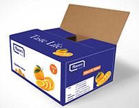 Orange Packaging