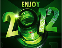 Enjoy 2012 with Heineken