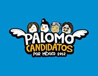 Palomo candidatos