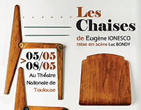 Chaises de Ionesco