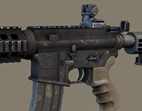 M4 carbine - UDK