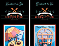 Gourmet soup labels