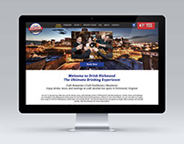 Drink Richmond Website Design