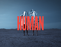 HUMAN 'IRL' | Album Cover & Release Trailer