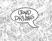 Crowd Drawings