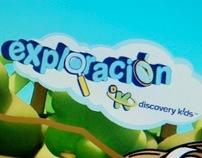 Micro Site - Exploración Discovery Kids