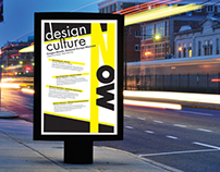 Design Culture Now Event Poster