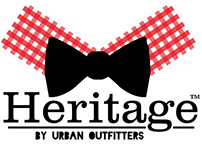 """Heritage"" design concept for Urban Outfitters"