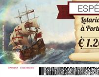 Lotaria à Portuguesa - Entry