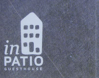 inPatio Guesthouse (graphic design)