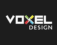 Voxel Design Logotype