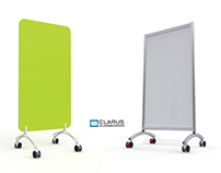 CLARUS Glassboards - Concepts