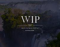 Wealth info portal