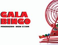 Gala Bingo Project