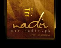 Nadir.pk Identity Design