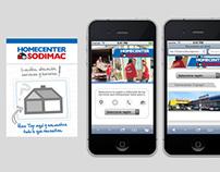 Desarrollo Landingpage web mobile