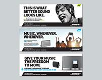 Bose Ads
