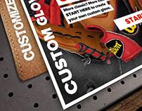 Wilson Sporting Goods :: Wilson Custom Glove App 2011