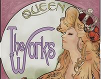 Queen - Art Nouveau