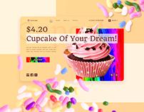 Website Design (desktop and mobile) YourCake