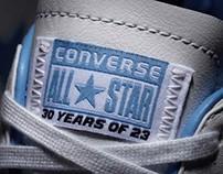 Jordan x Converse