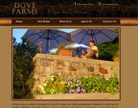 Dove Farms Web Design