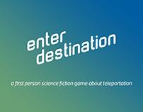 Enter Destination