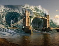 Photo Manipulations: Disasters