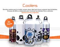 Coolers JOC