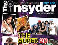 Just some mag layouts