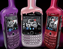 Blackberry in colors - POP