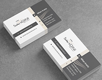 Sandini - Logo and Business card