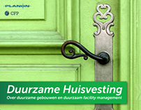 Duurzame Huisvesting iOS app