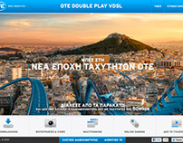 OTE VDSL - Launch Campaign