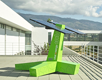 INTI - solar charger